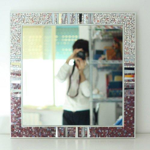Il Mosaico E Gli Specchi.Creazioni Artigianali E Mosaici Di Simona Canino
